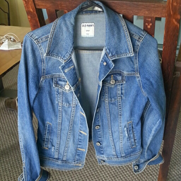 Old Navy Jackets & Blazers - Jean jacket excellent condition